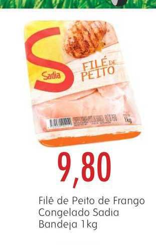 Epa Filé De Peito De Frango Congelado Sadia