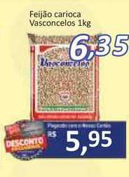 Supermercados Savegnago Feijão Carioca Vasconcelos