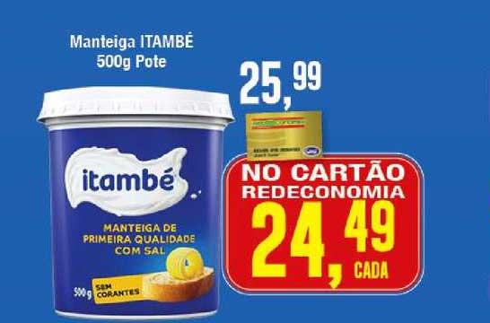 Rede Economia Manteiga Itambé