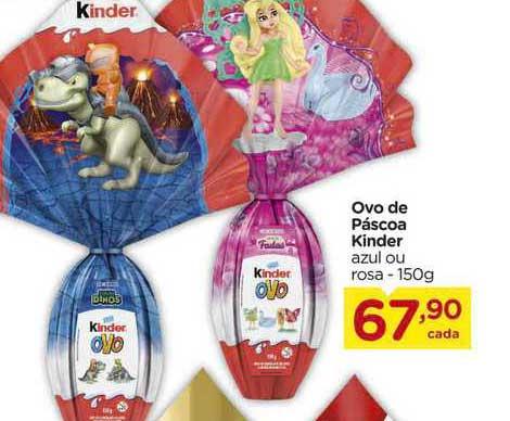 Carrefour Ovo De Páscoa Kinder