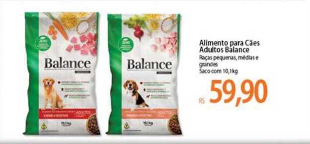 Atacadão Alimento Para Cães Adultos Balance