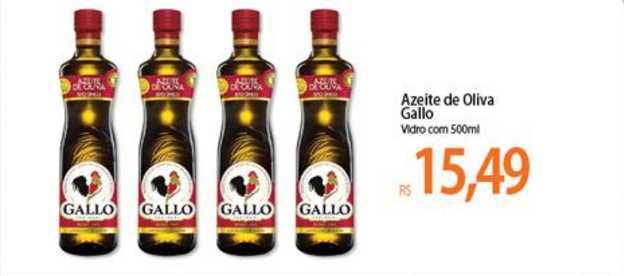 Atacadão Azeite De Oliva Gallo