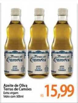 Atacadão Azeite De Oliva Terras De Camóes
