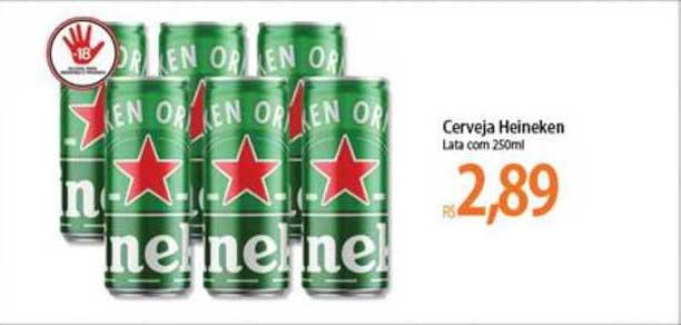 Atacadão Cerveja Heineken