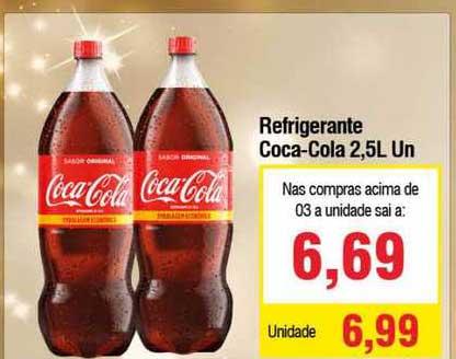 Spani Atacadista Refrigerante Coca Cola