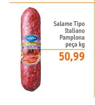 Sonda Supermercados Salame Tipo Italiano Pamplona