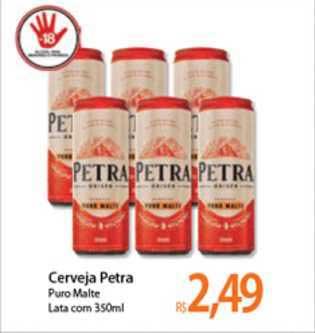 Atacadão Cerveja Petra