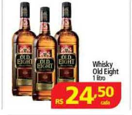 Maxxi Atacado Whisky Old Eight