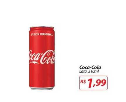 Mercadorama Coca Cola 3 10ml
