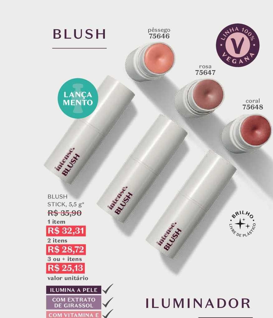 O Boticario Blush Stick