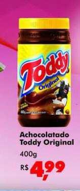 Big Box Achocolatado Toddy Original