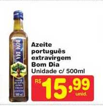 Makro Azeite Português Extravirgem Bom Dia