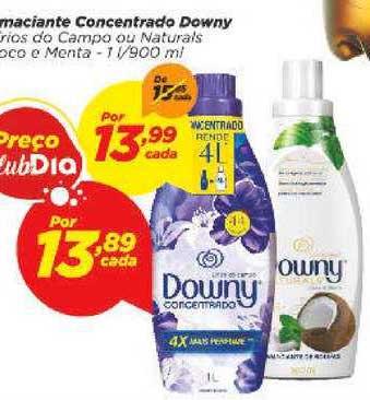 Supermercado Dia Amaciante Cecentrado Downy