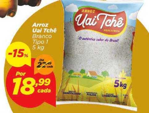 Supermercado Dia Arroz Uai Tchê