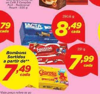 Supermercado Dia Bombons Sortidos