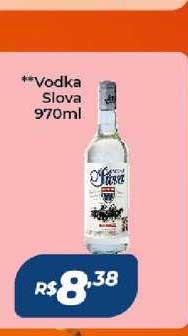 Atakarejo Vodka Slova