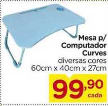 Carrefour Mesa P Computador Curves