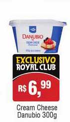 Royal Supermercados Cream Cheese Danubio