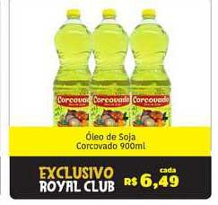 Royal Supermercados óleo De Soja Corcovado