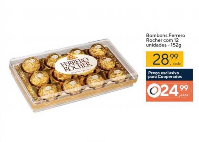 Coop Bombons Ferrero Rocher