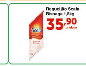 Roldao Requeijão Scala Bisnaga